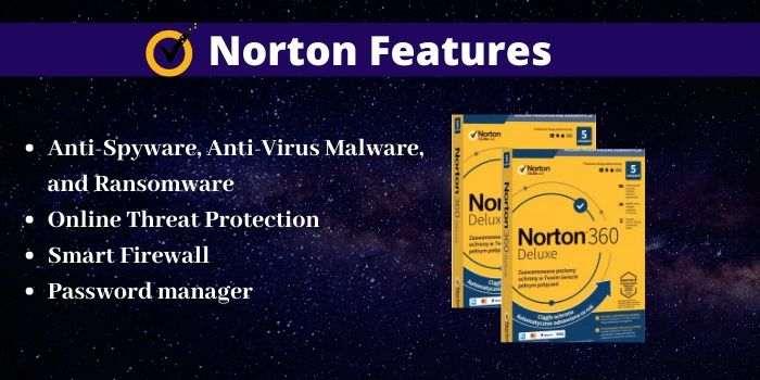 Norton Features