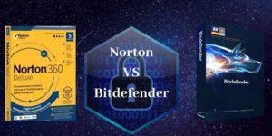 Norton vs Bitdefender