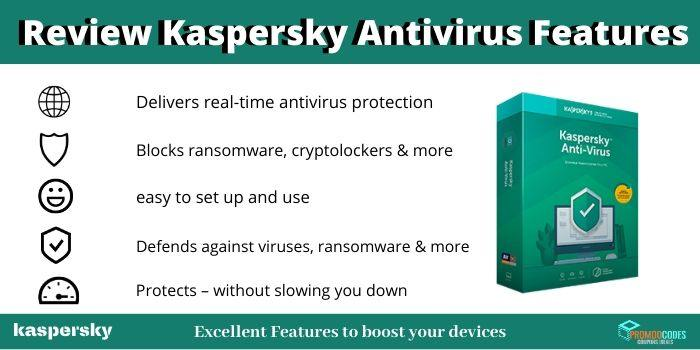 Reviewing Kaspersky Antivirus Features