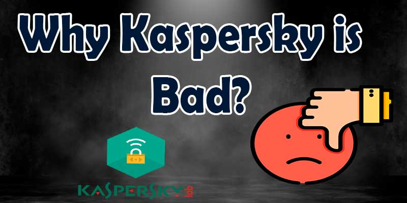 Kaspersky VPN BAd