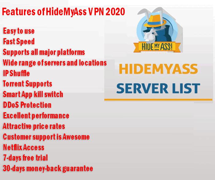 HideMyAss-Service