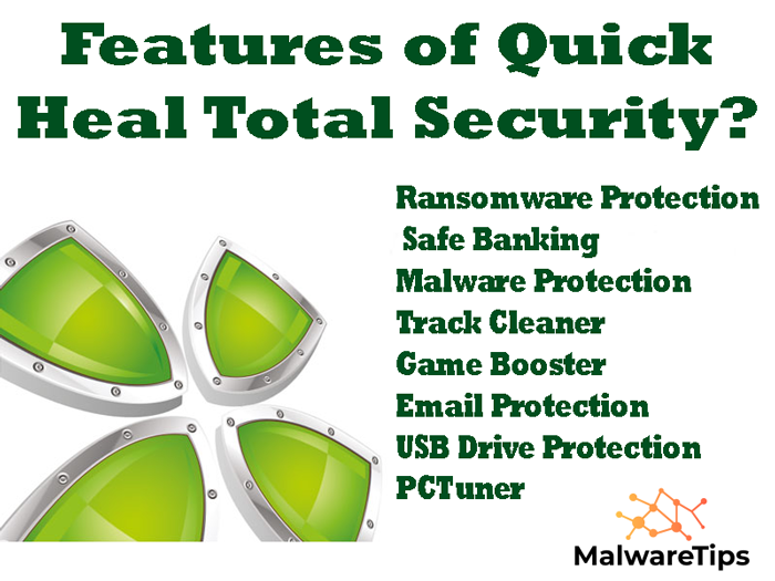 Features of Quick Heal Total Security